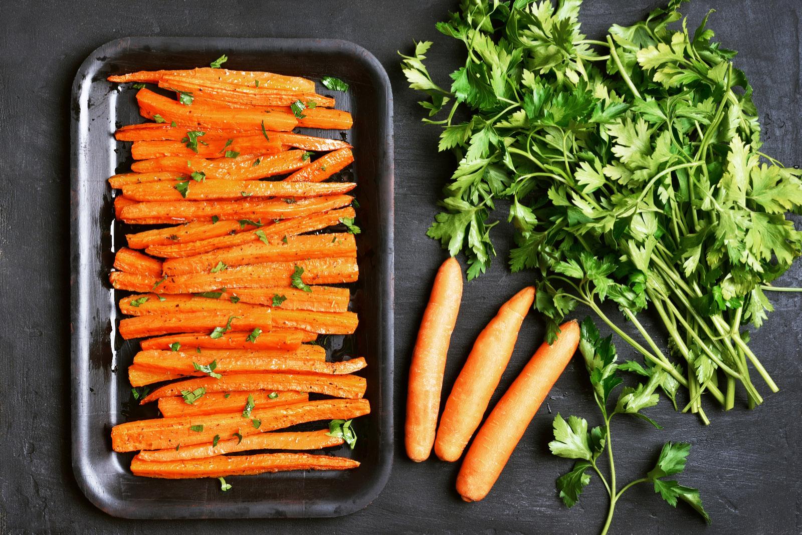 smettere di fumare mangiare carote