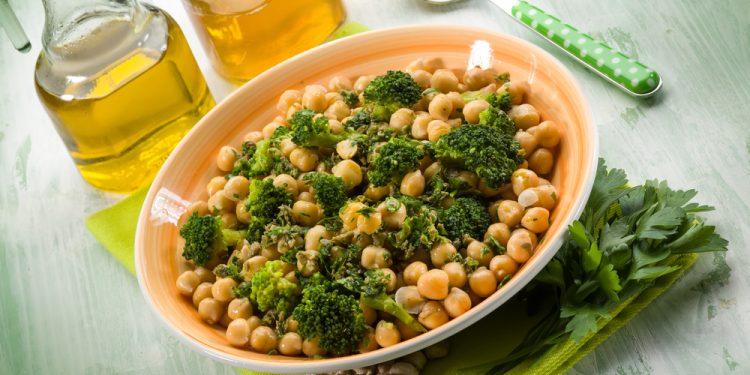 ceci con broccoli