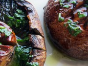 champignons alla griglia