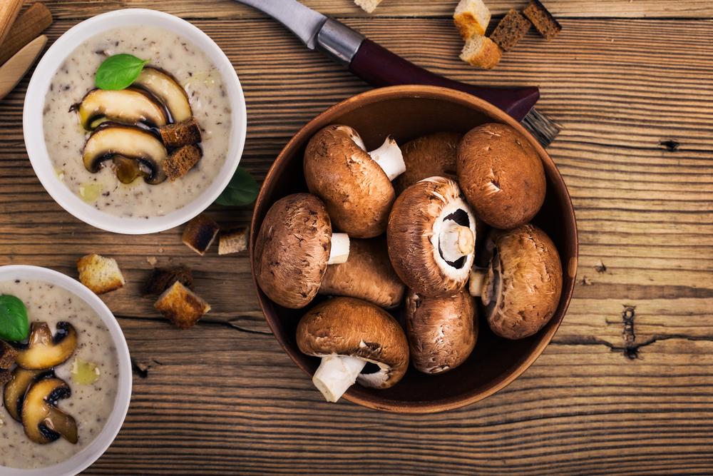 ricette con i funghi