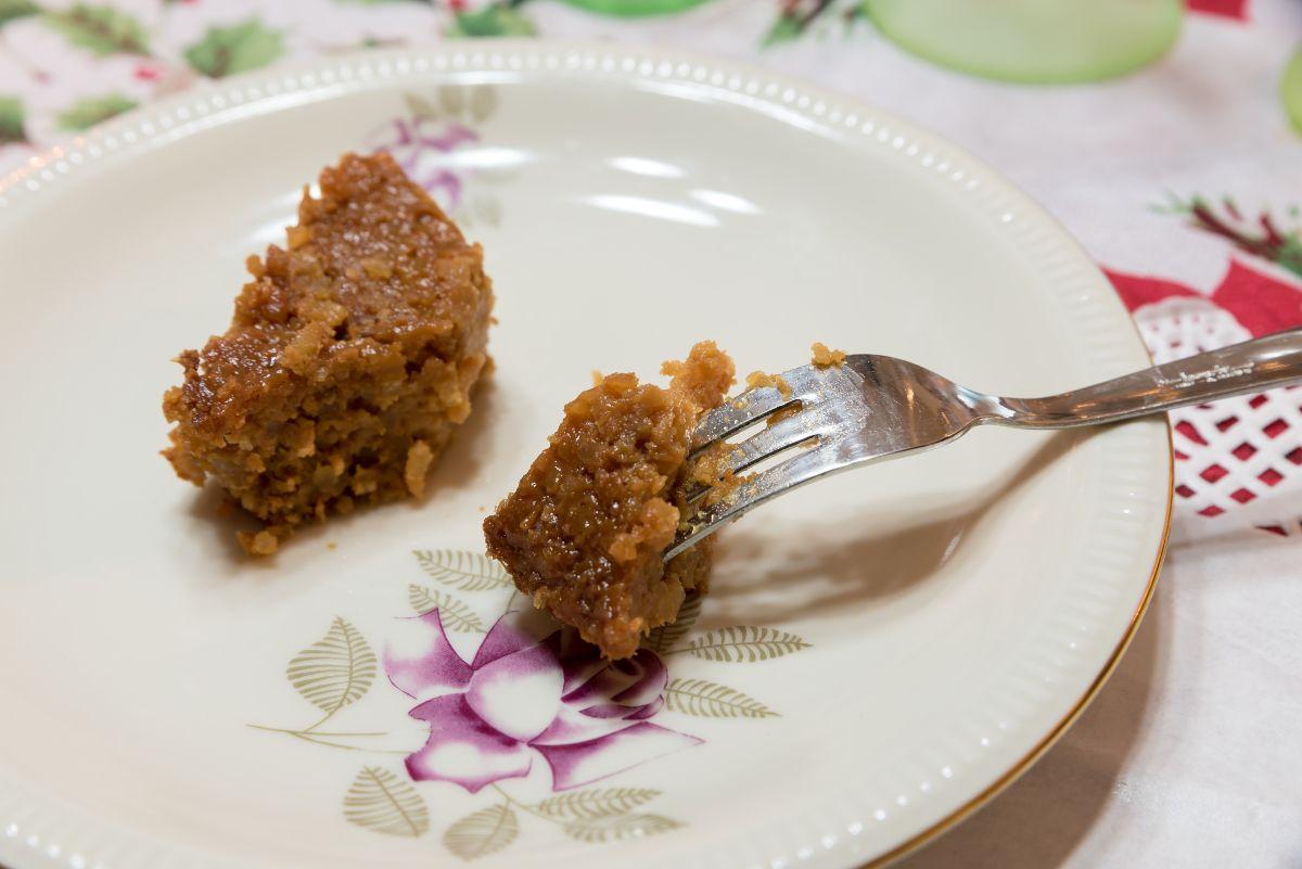 torta di riso dietetica