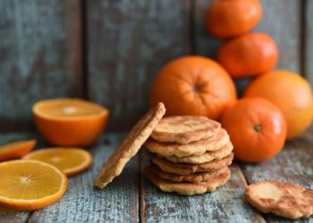 biscotti alle clementine senza uova