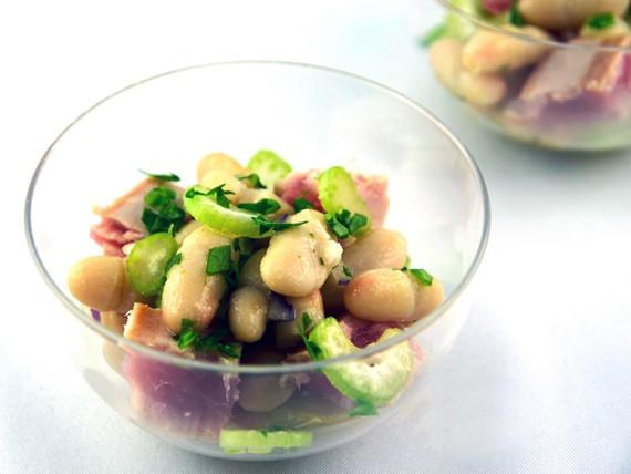 insalata di tonno in verrina