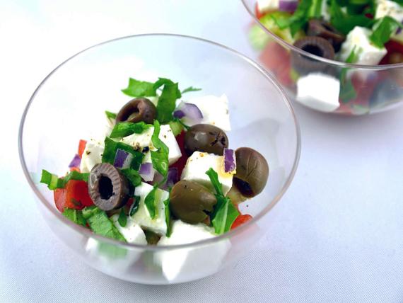 La ricetta dell'insalata greca, un piatto unico leggero