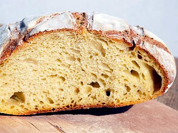 Profumo di pane! Pane di semola e pasta madre