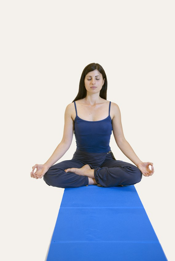 prova la respirazione quadrata dello yoga in 3 mosse