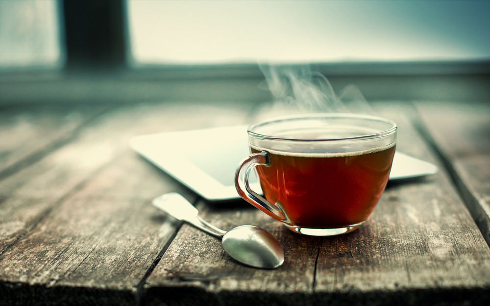 Come scegliere il tè: deteinato