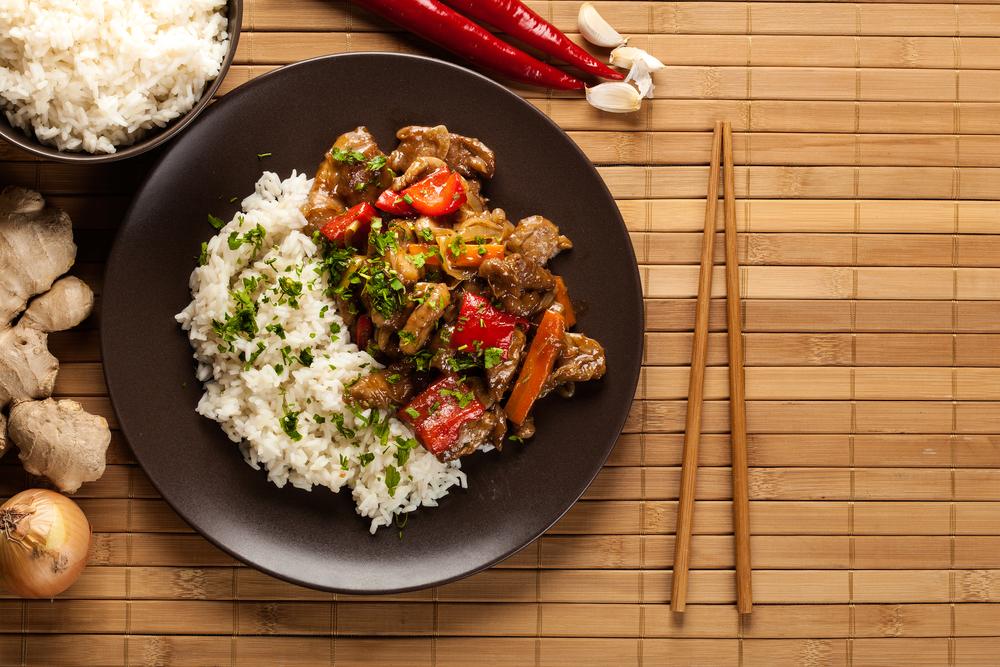 Diete Veloci E Facili : Ricette orientali light e veloci da mangiare a dieta melarossa
