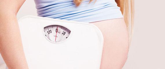 perdere peso gravidanza è normale