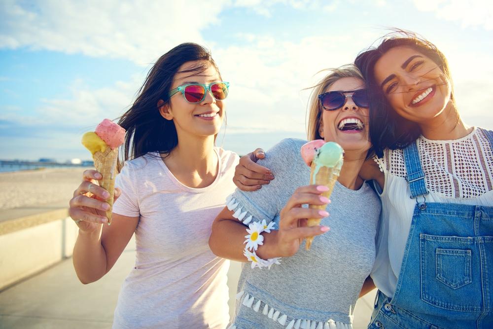 Alimentazione nelle donne: l'adolescenza