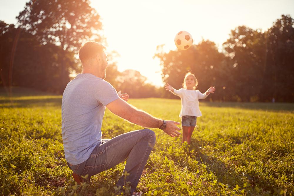 festa del papà fai movimento con i bambini