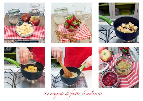 come preparare la composta di mela