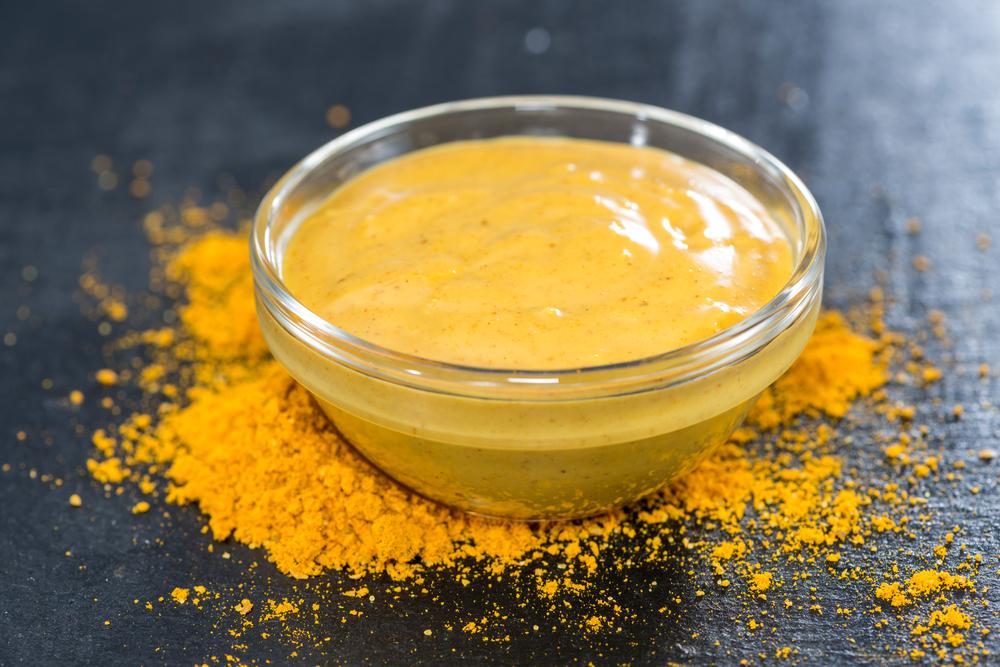ricetta light della salsa al curry
