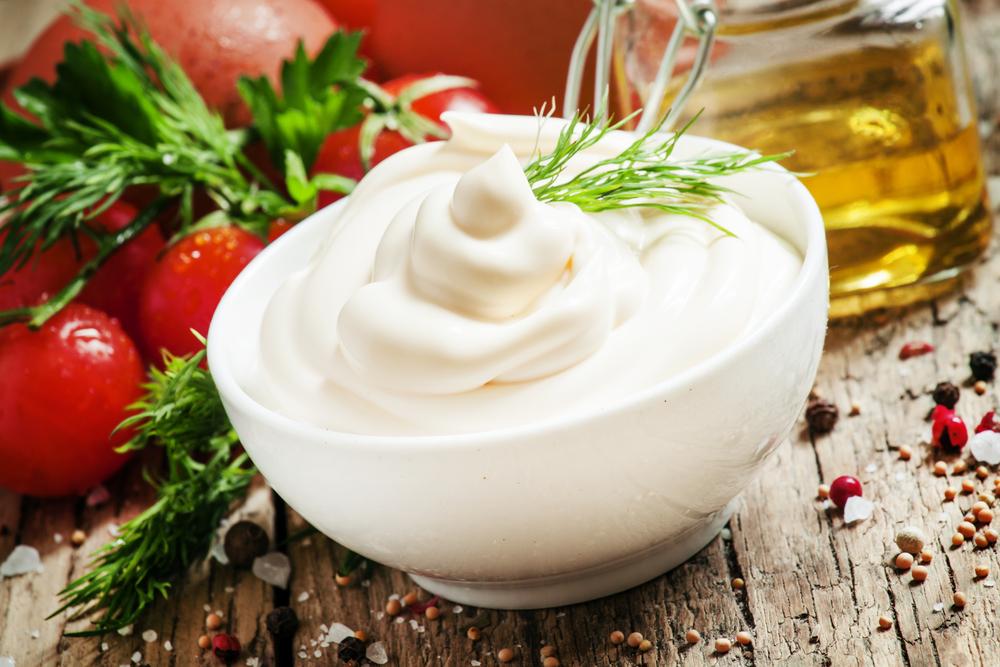 ricetta della maionese light senza uova