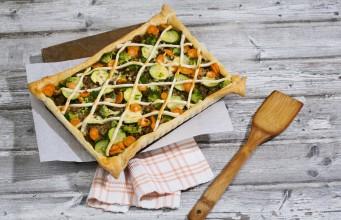 Ricette torte salate veloci e leggere