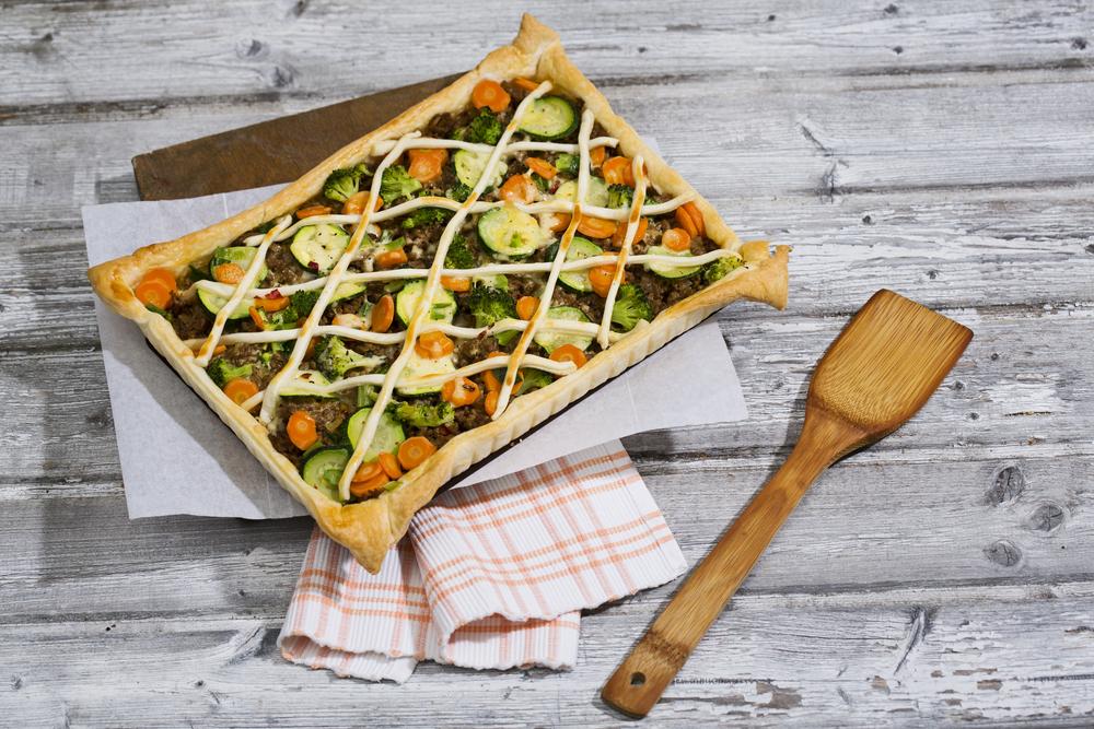 Ricette torte salate facili veloce e leggere melarossa for Ricette torte salate