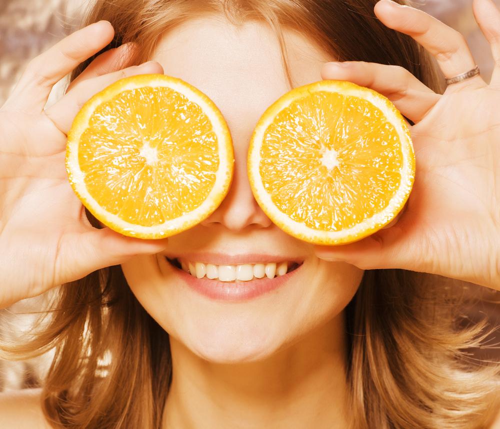 vuoi essere felice? Mangia frutta e verdura!