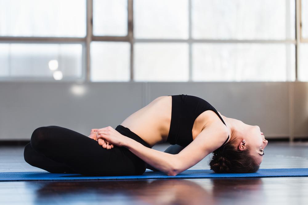 Impara a usare lo yoga contro lo stress