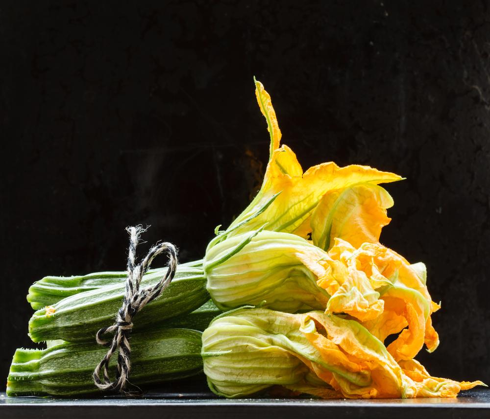 Ricetta tagliatelle con zucchine e gamberoni