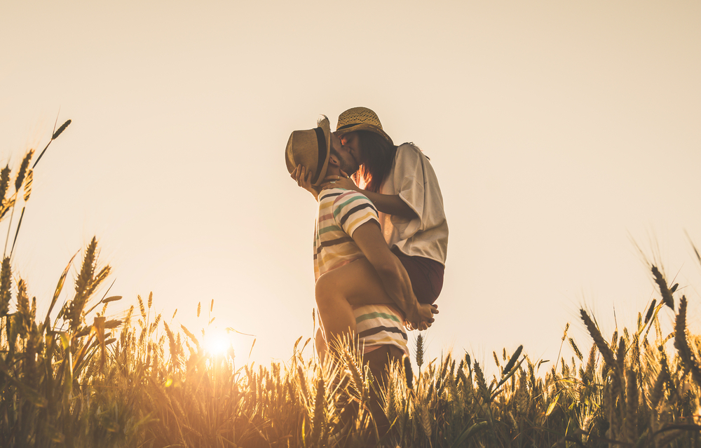 il bacio più lingo della storia