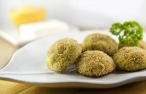 Ricetta delle polpettine di miglio con zucchine