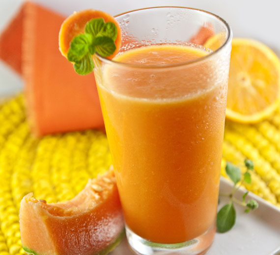 Le ricette di Ferragosto, lo smoothie dell'estate