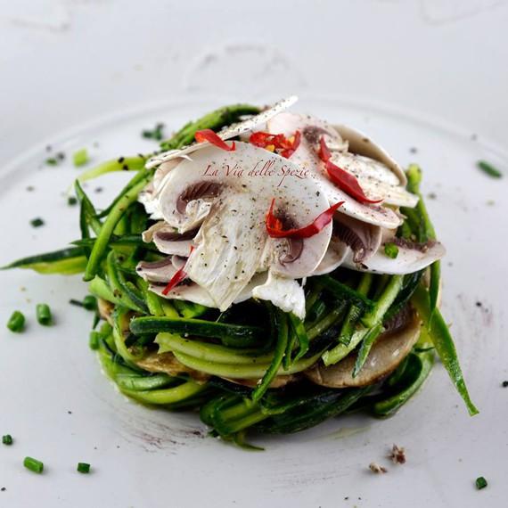 insalata-zucchine-funghi