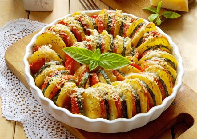 ricette con melanzane, peperoni e zucchine