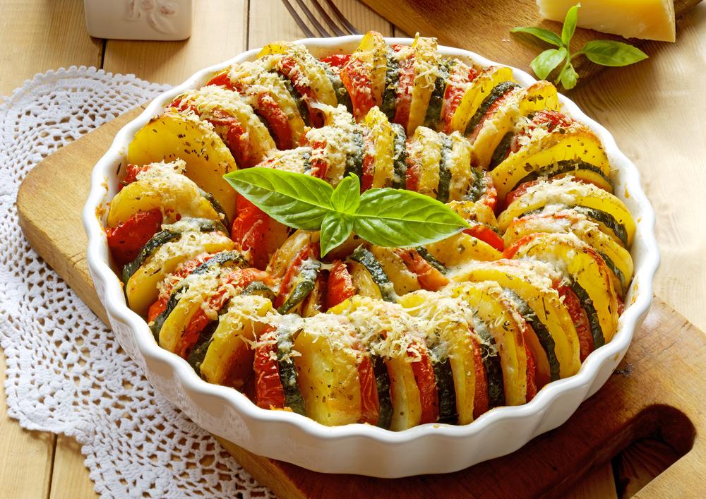 Zucchine peperoni melanzane cucinali cos melarossa for Ortaggi estivi