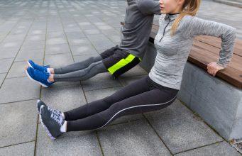esercizi a corpo libero per rimetterti in forma