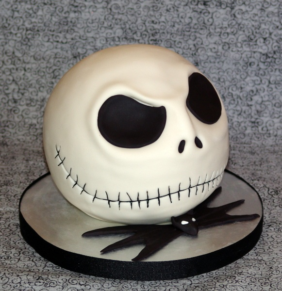 idee torte halloween jake skellington