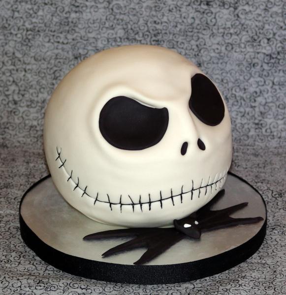 idee torte halloween jake skellington