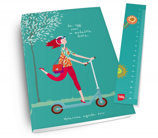 L'agenda 2015 di Melarossa per avere successo a dieta