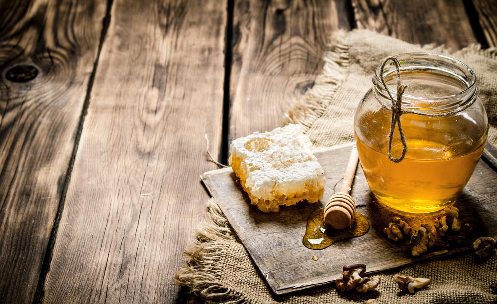 Curarsi con il miele