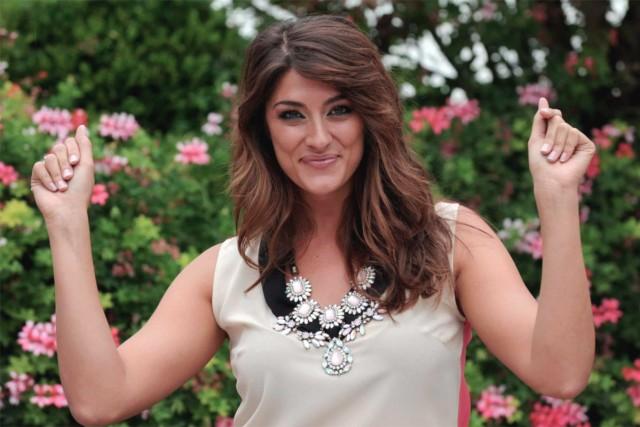 Elisa Isoardi attenta alla salute