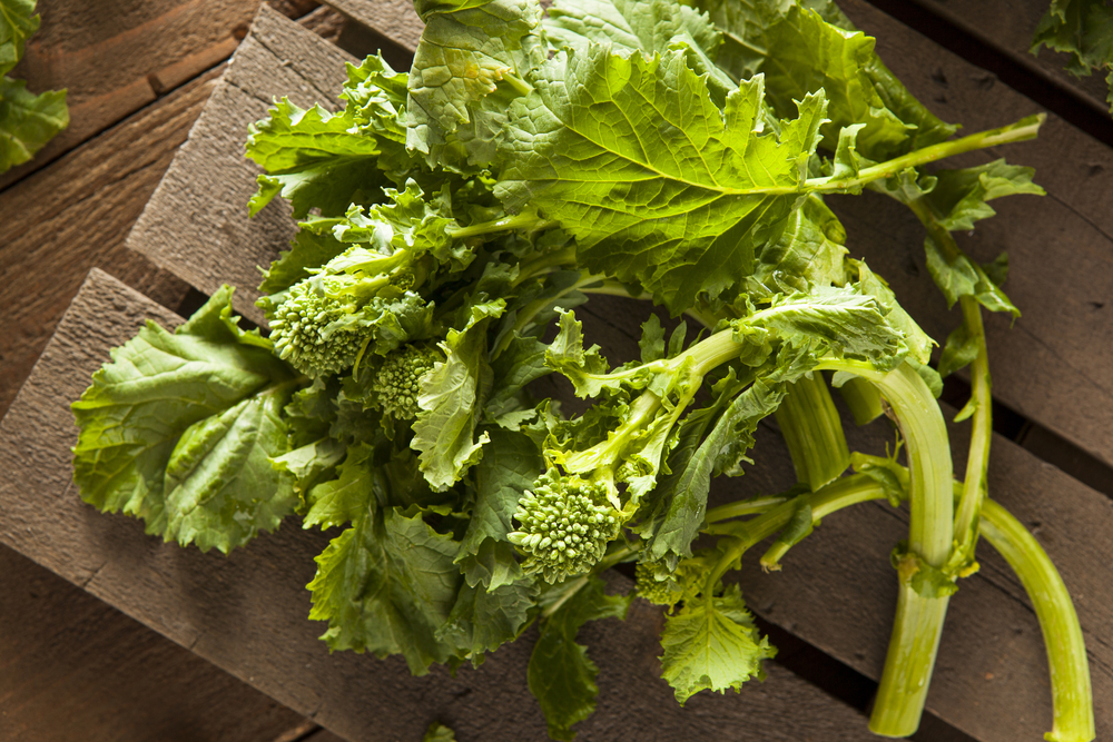 spesa dicembre i broccoletti