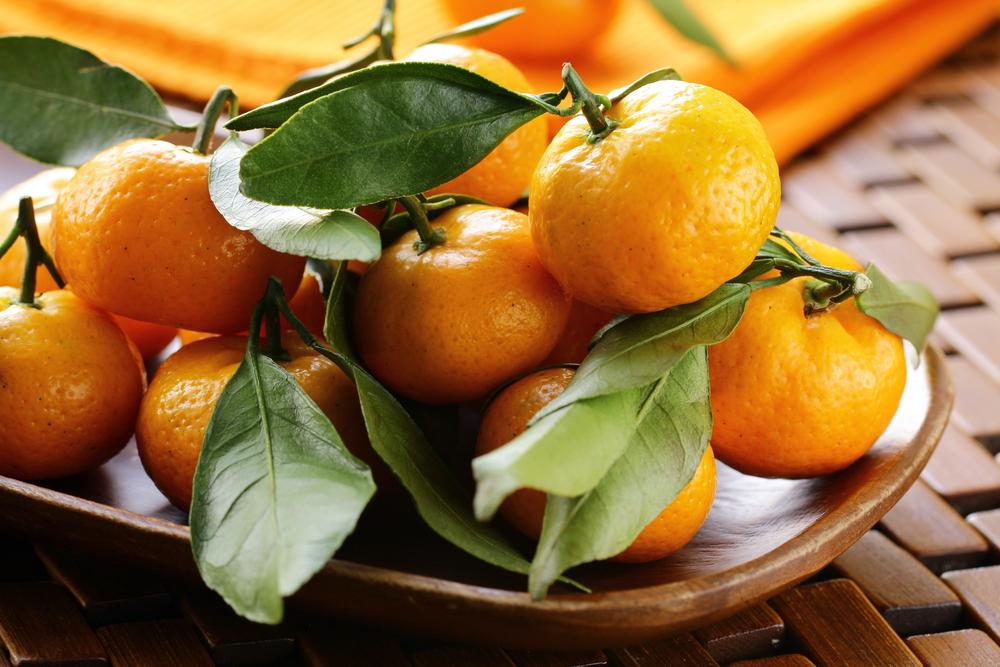 mandarino frutta gennaio