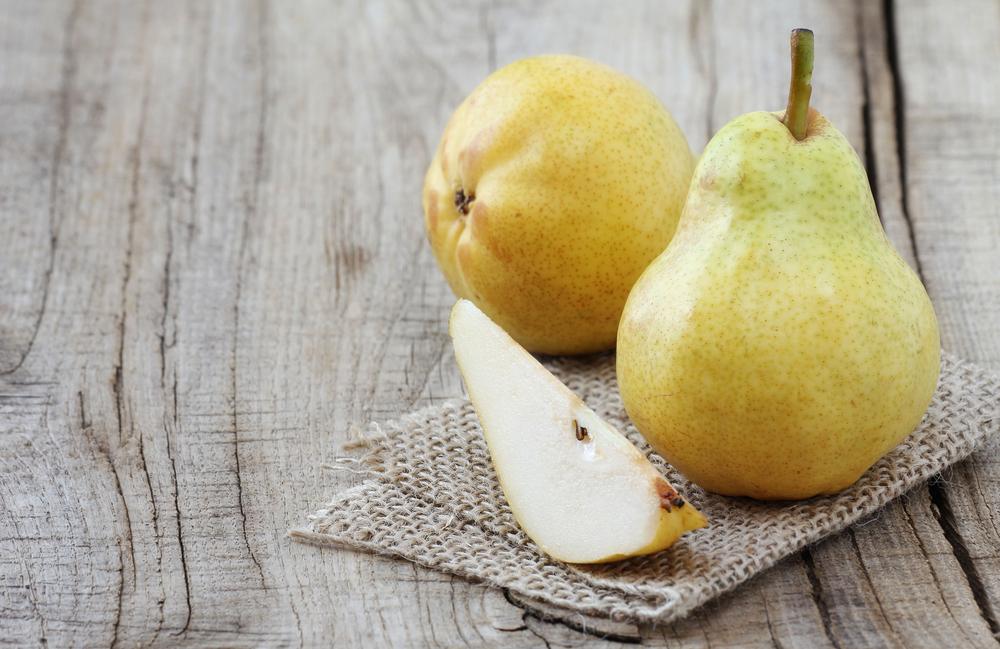 Pere frutta gennaio