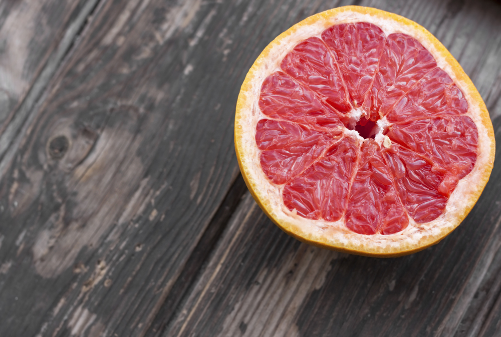 Pompelmo frutta gennaio
