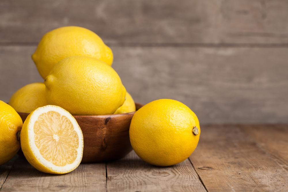 Limoni, verdura di stagione