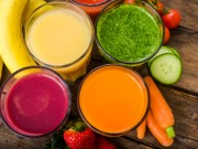 smoothies di primavera