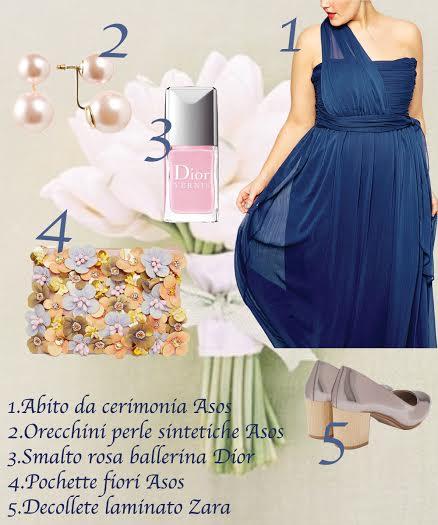 Outfit per il matrimonio - Melarossa