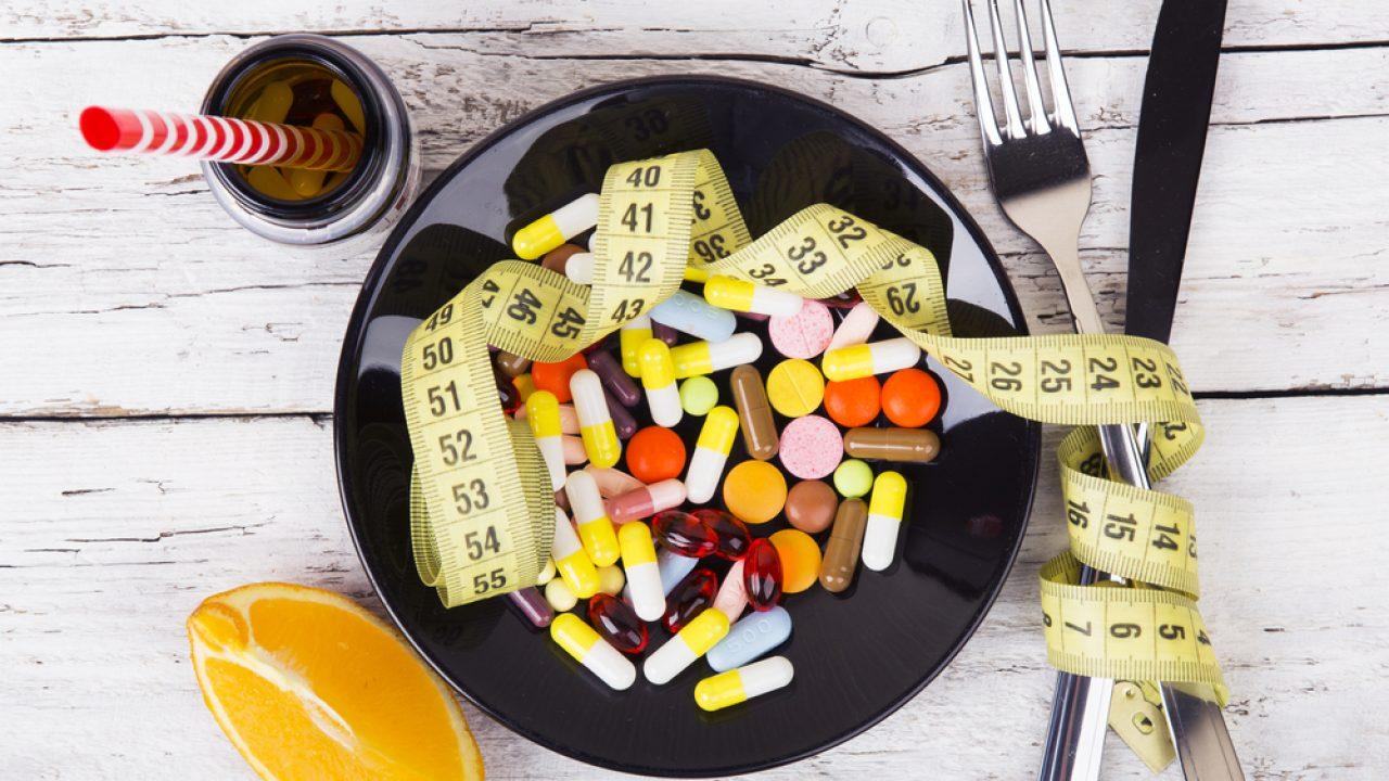 prendendo pillole dimagranti con antidepressivi