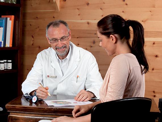 i medici del centro benessere adler balance
