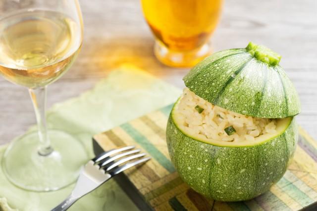 10 ricette light con le zucchine