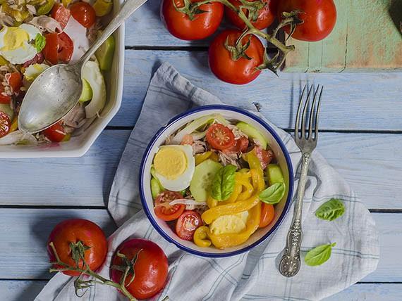 ricette insalate estive veloci e light