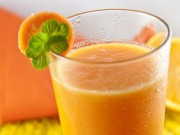 Lo smoothie dell'estate - arancia e carota