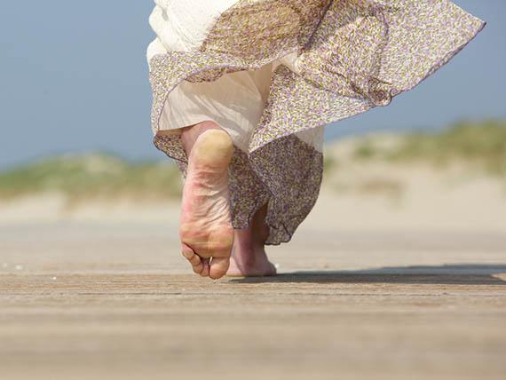 gambe pesanti rimedio camminare