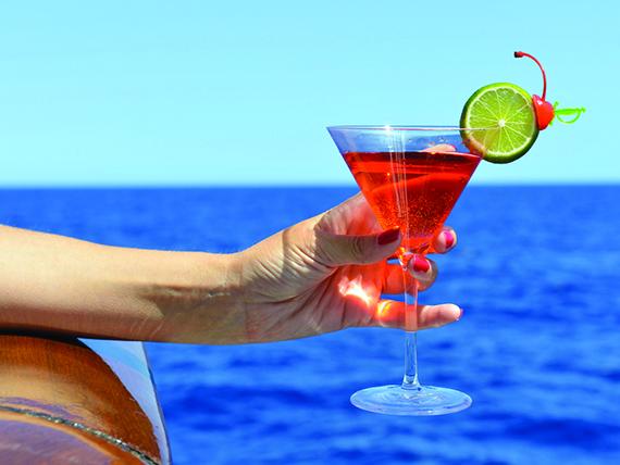 sudorazione eccessiva con le bevande alcoliche