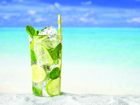 le bevande ghiacciate causano sudarazione